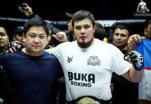 Мурад Хантураев - боец MMA из Узбекистана ранен ножом в драке