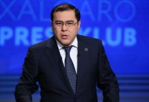 Шерзод Кудратходжаев запретил выступать по-русски в Международном пресс-клубе